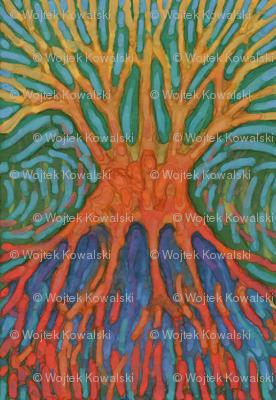 Jittery Tree