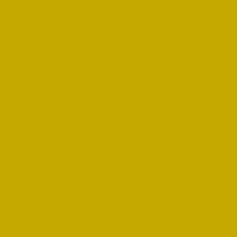 solid bright brass yellow (C6A900) fabric by weavingmajor on Spoonflower - custom fabric