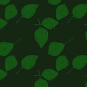 Glowy Leaves