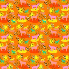 Deer in Day
