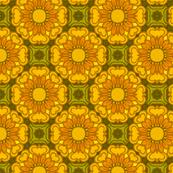 1970's floral