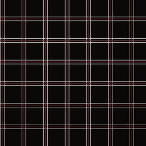 Persona 5 (P5) Plaid