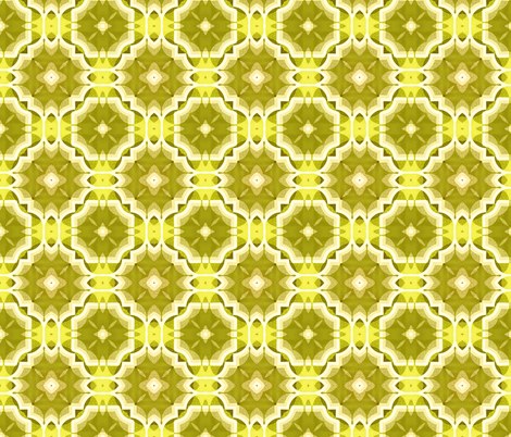 1970's lime fabric by hollywood_royalty on Spoonflower - custom fabric