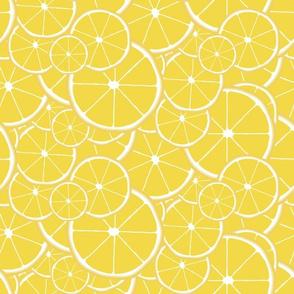 Lemony Lemon Slices
