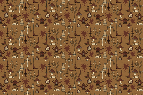 Hexiplus fabric by susiscauldron on Spoonflower - custom fabric
