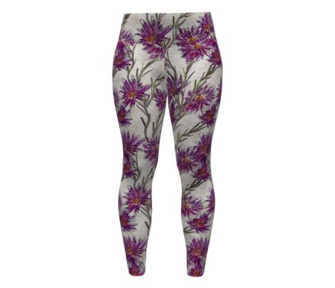"""Purple Floral Design: """"Purple Drama"""""""