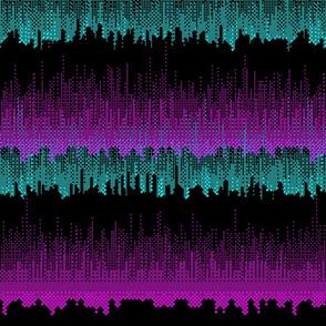 CGA pixelscape