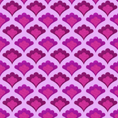 Marrakesh , Moroccan tiles,   pink, lilac & plum fabric - pink and purple  wallpaper , pink and purple giftwrap,