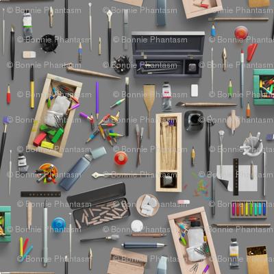 Artist's tools
