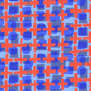 Cross Coral