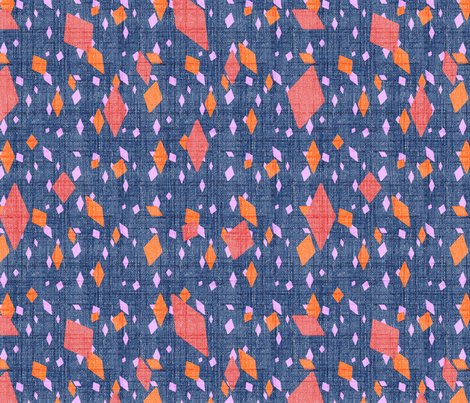 Scatter Shards fabric by abbieuproot on Spoonflower - custom fabric