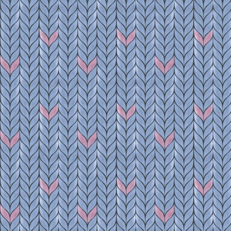 Knit tight 4 fabric by sansdesign on Spoonflower - custom fabric