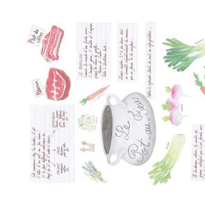 """Recipe """"Pot-au-feu"""""""