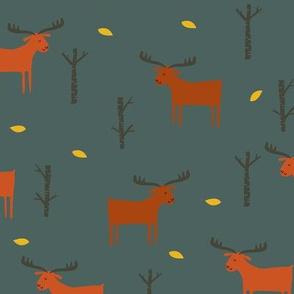 moose green