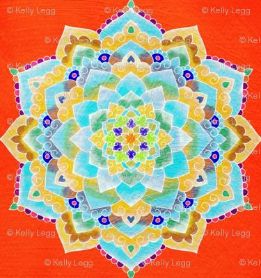 Mandala Bright
