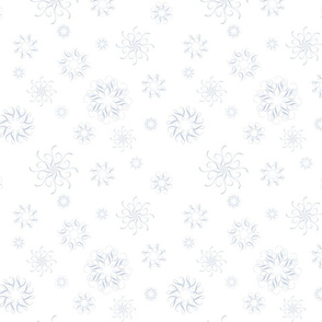 Snow Letters 2