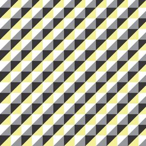 Pierro dress yellow