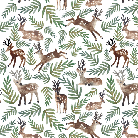 Loved Dearly (Medium) fabric by shelbyallison on Spoonflower - custom fabric
