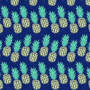Hawaiian Pineapples - SMALL