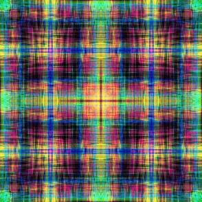 Poppy Plaid multicolor