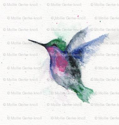 Fierce-watercolor