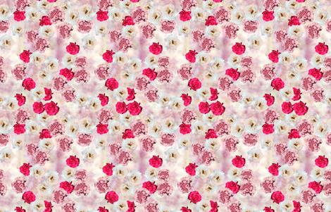 flower_dye_roses_crosshatch fabric by brigida_filomena on Spoonflower - custom fabric