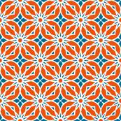 Spirograph pattern
