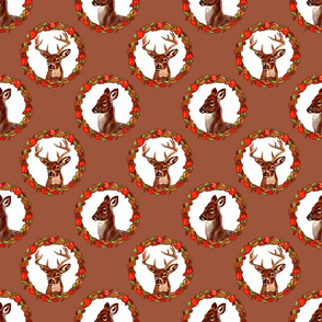 buck_and__doe_circles_brown_6x6