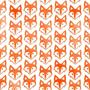 Fox face - medium size