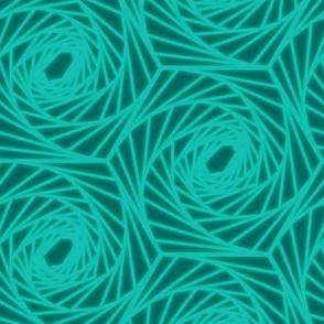 LinesShapesHexagons