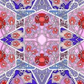 Art Nouveau Garden #5798226