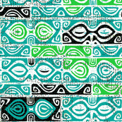 Tahitian Tikis 3a