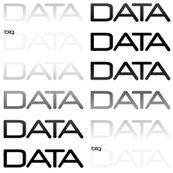Tiny big DATA by Su_G