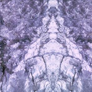 Unfolded Lepidolite Fat Quarter