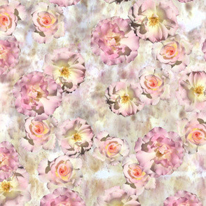 flower_dye_creamy_flowers_
