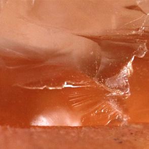 Tangerine Quartz Fat Quarter
