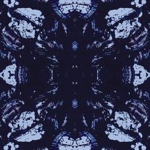 Blue Clam Shells