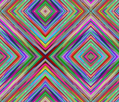 Dancefloor fabric by floramoon on Spoonflower - custom fabric