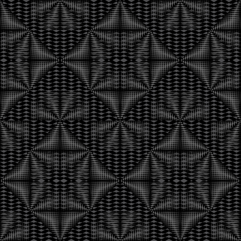 Wrappe (Black) fabric by david_kent_collections on Spoonflower - custom fabric