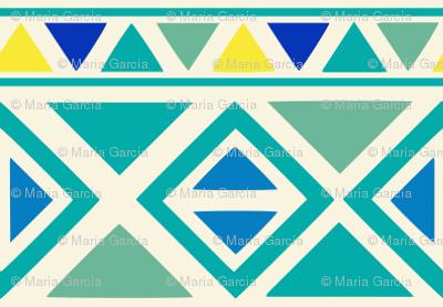 Triangle Stripe