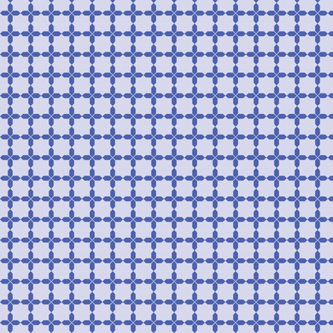 Lisbon - Cornflower Blue fabric by anniemcbridedesign on Spoonflower - custom fabric