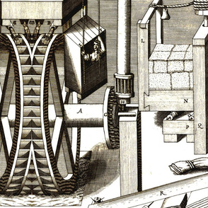 elevator - from the NYPL Digital Archive