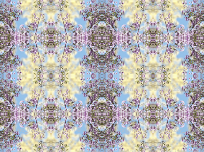 Purple_Blossom_Pattern