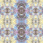 Purple_Blossom_Pattern