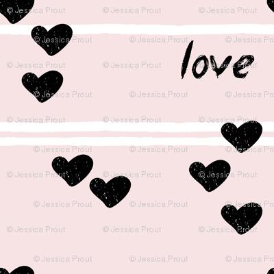 love on blossom    pandamonium