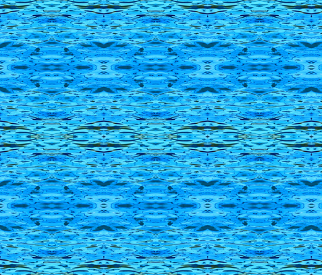 Blue_Water_Patterns fabric by jane_izzy_designs on Spoonflower - custom fabric
