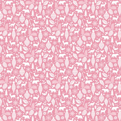 Rchristmas_woodland_doodle_pink_tiny_shop_preview