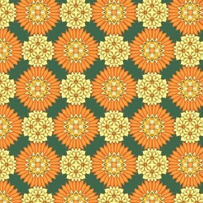 1970's floral 2