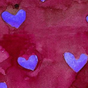 cestlaviv_purplehearts_maroon_2016