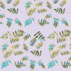 Winged Sumac (Lavender)